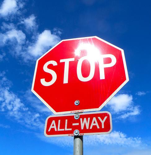 STOP ALL-WAY : san francisco (2012)