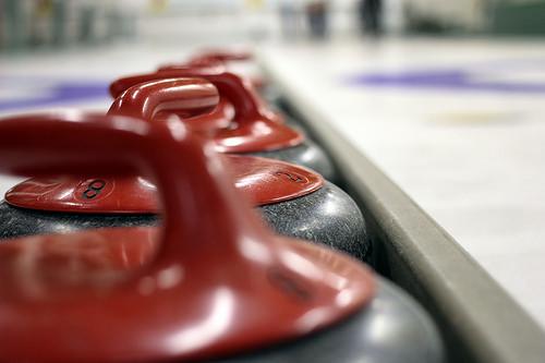 Red Rocks - Granite Curling Club, Sask.