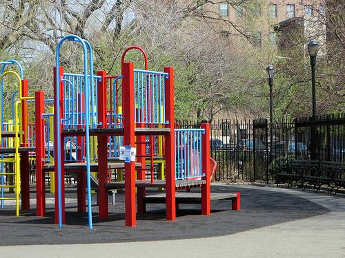 Repainted Playground