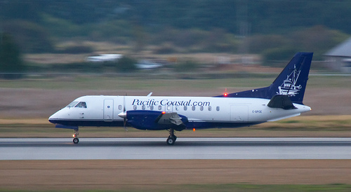 Pacific Coastal Airlines Saab-Fairchild SF-340A C-GPCE